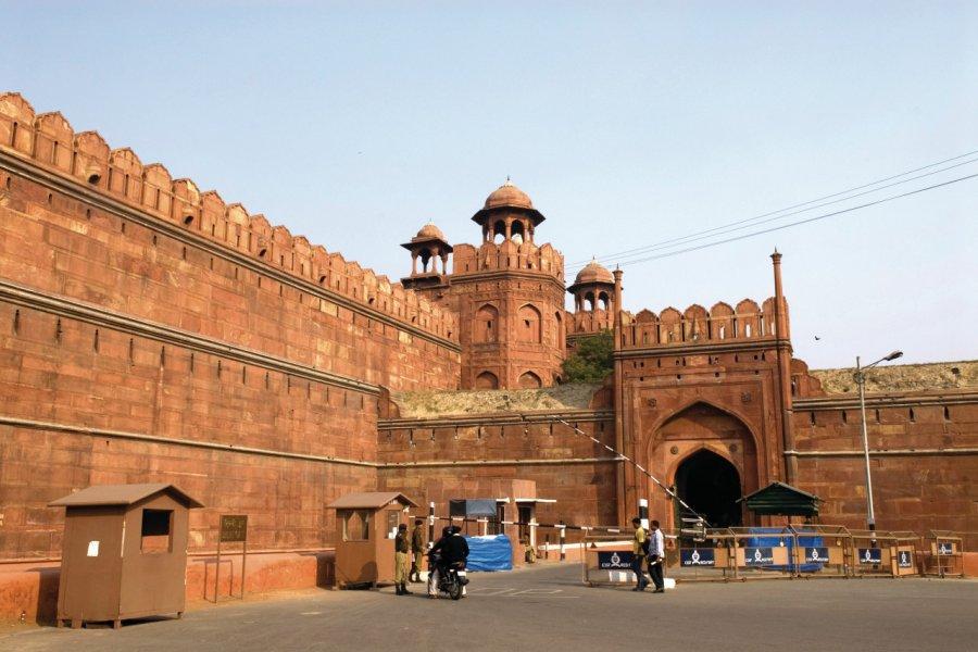 Le Fort rouge (Lal Qila). (© Alamer - Iconotec))