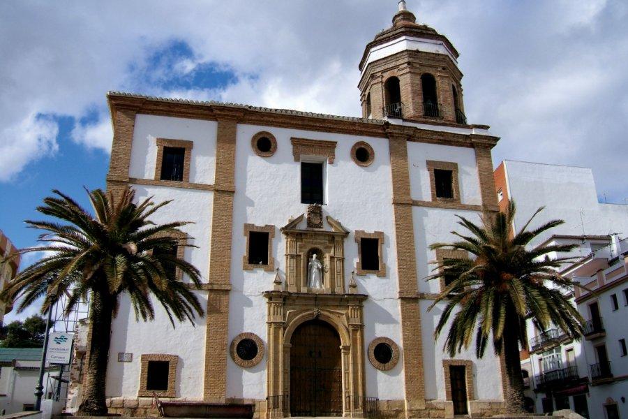 Église de Santa Maria La Mayor. (© Stéphan SZEREMETA))
