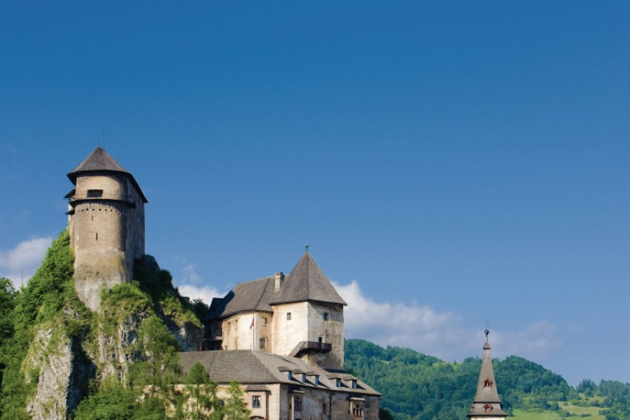 Château d'Oravský Podzámok. (© PHB.cz - Fotolia))