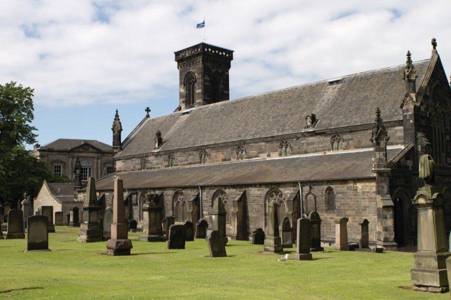 South Leith Parish Church. (© Lawrence BANAHAN - Author's Image))