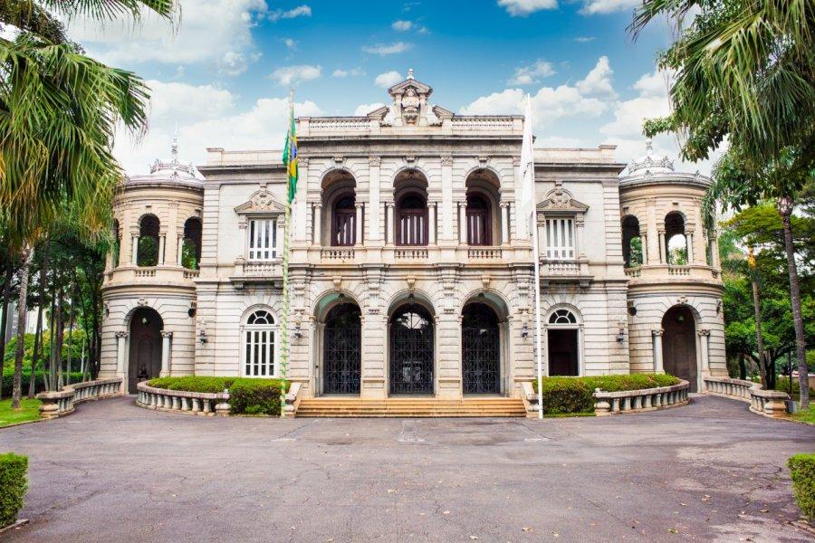 Palacio da Liberdade, Belo Horizonte. (© Aleksandar Todorovic - Shutterstock.com))