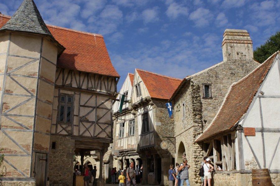 Cité médiévale du Puy du Fou (© Puy du Fou))