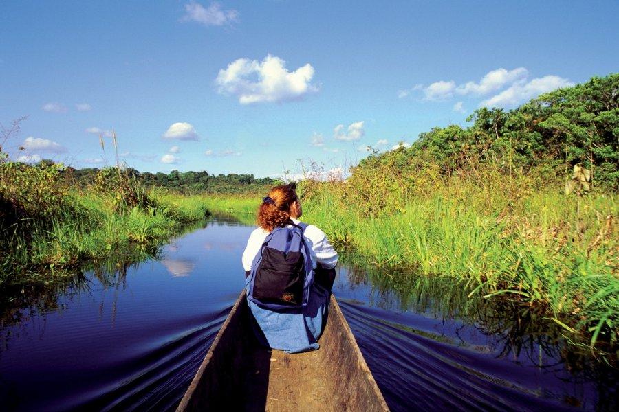 Découverte de la réserve de Rio Napo, environs de Coca. (© Author's Image))