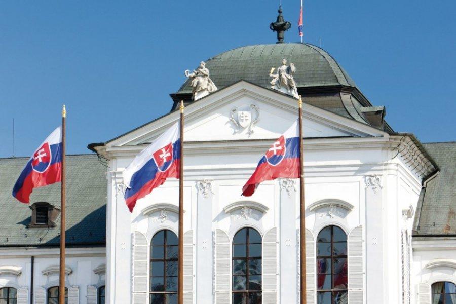 Le siège présidentiel au palais Grassalkovich. (© PHB.cz - Fotolia))