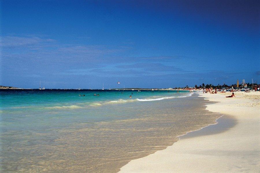 Playa del Carmen, station balnéaire de la Mer des Caraïbes. (© DR))