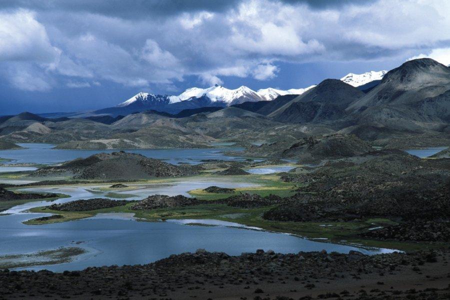 Vue de la Lagunes de Cotacotani (© Sylvie LIGON))