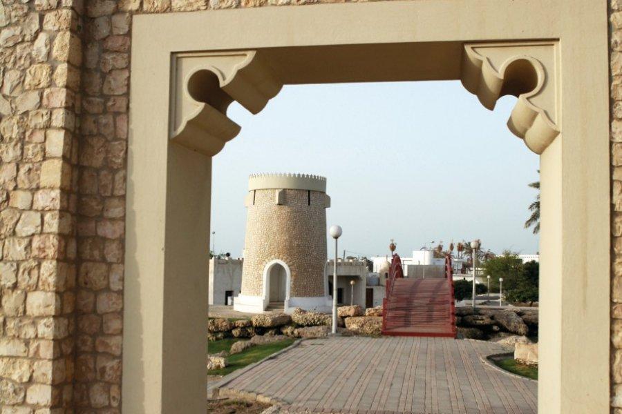 Parc au bout de la corniche de Doha. (© PaulCowan - iStockphoto.com))