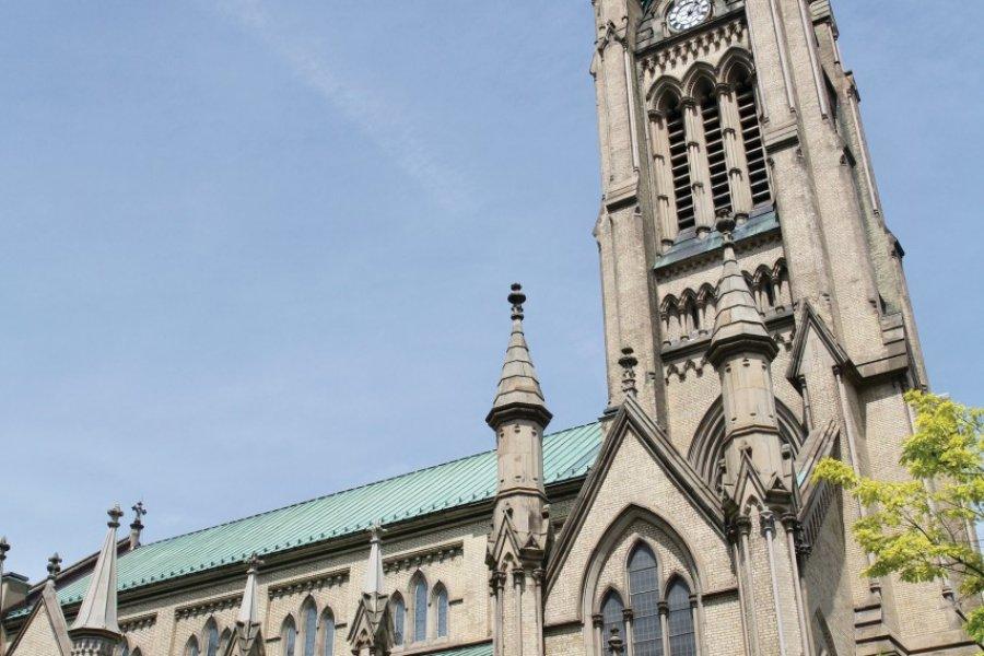 La cathédrale Saint-Jacques, ou Cathedral Church of St. James en anglais. (© Stéphan SZEREMETA))