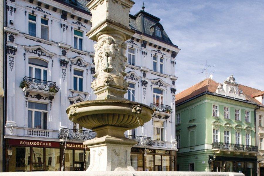 Fontaine de Maximilien. (© PHB.cz - Fotolia))