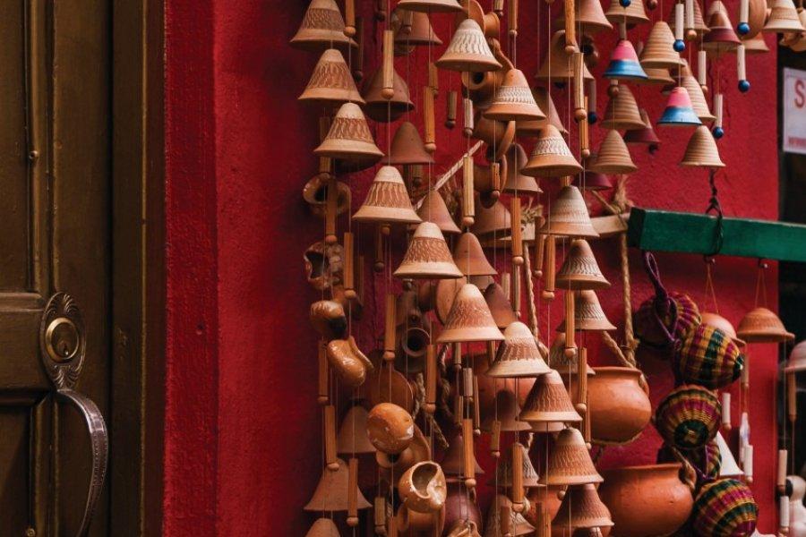 Artisanat à Raquira. (© Devasahayam Chandra Dha - iStockphoto))