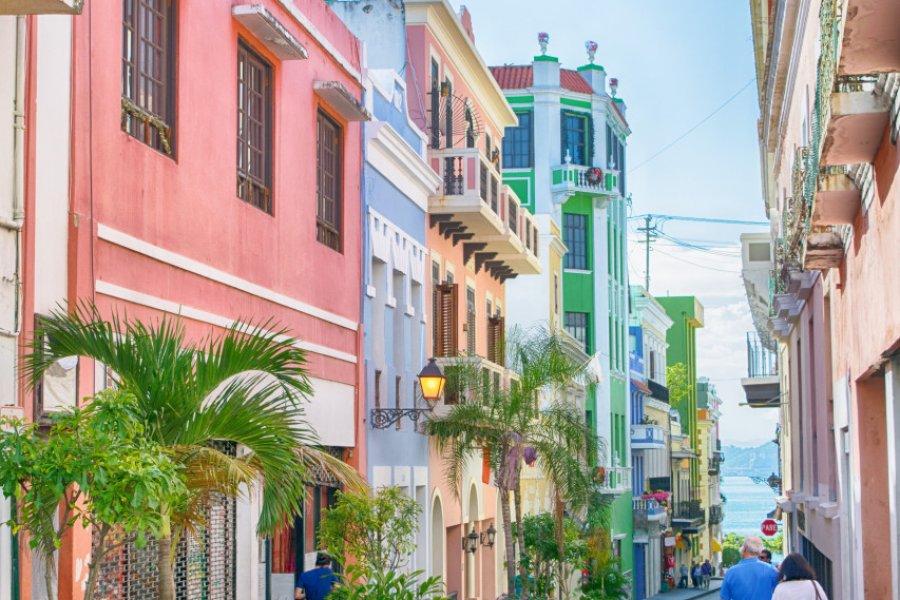 Balade dans les rues de San Juan. (© fldlcc - Shutterstock.com))