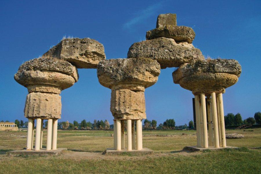 Parco Archeologico delle Tavole Palatine. (© Mi.Ti. - Fotolia))