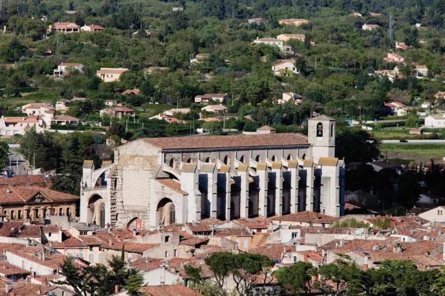 La basilique royale Sainte-Marie-Madeleine de Saint-Maximin-la-Sainte-Baume (© Gérard CORPET - Fotolia))