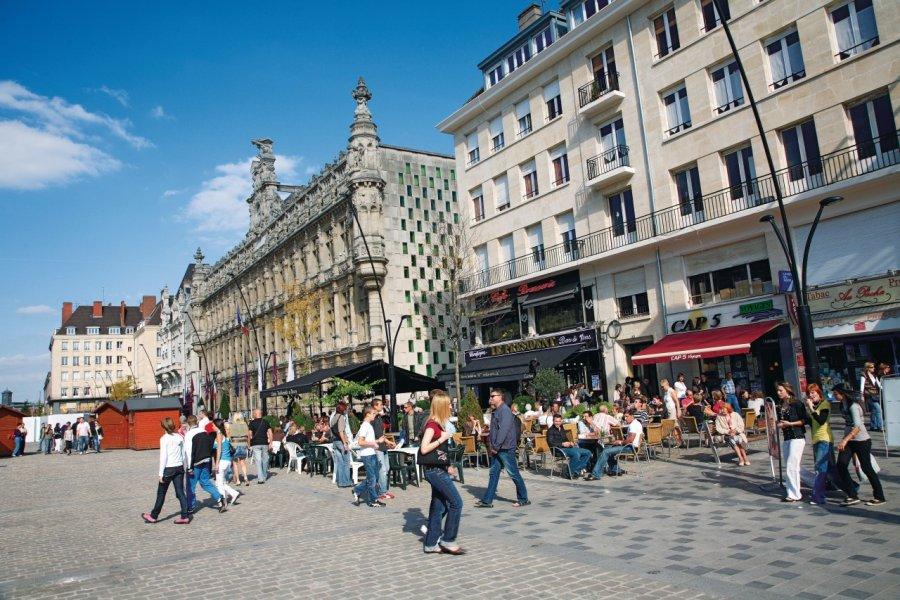 Place d'armes de Valenciennes (© Olivier LECLERCQ))