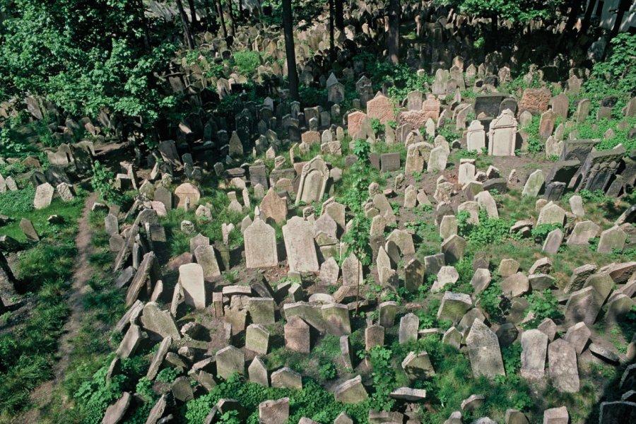 Vieux cimetière juif. (© Jewish Museum in Prague))