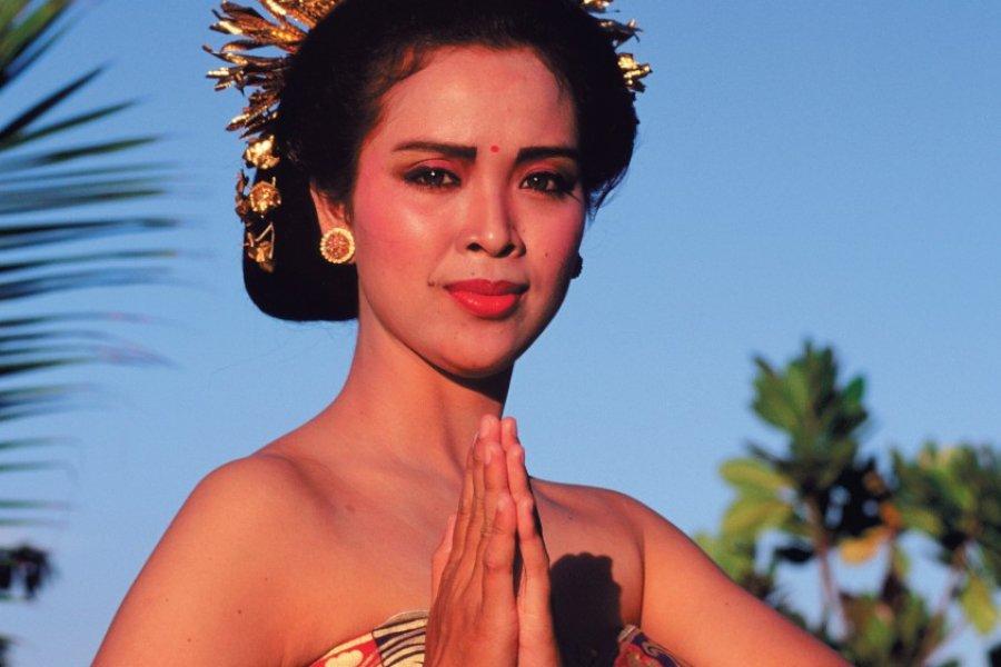 Les danseuses de Bali ont une grâce innée. (© Author's Image))
