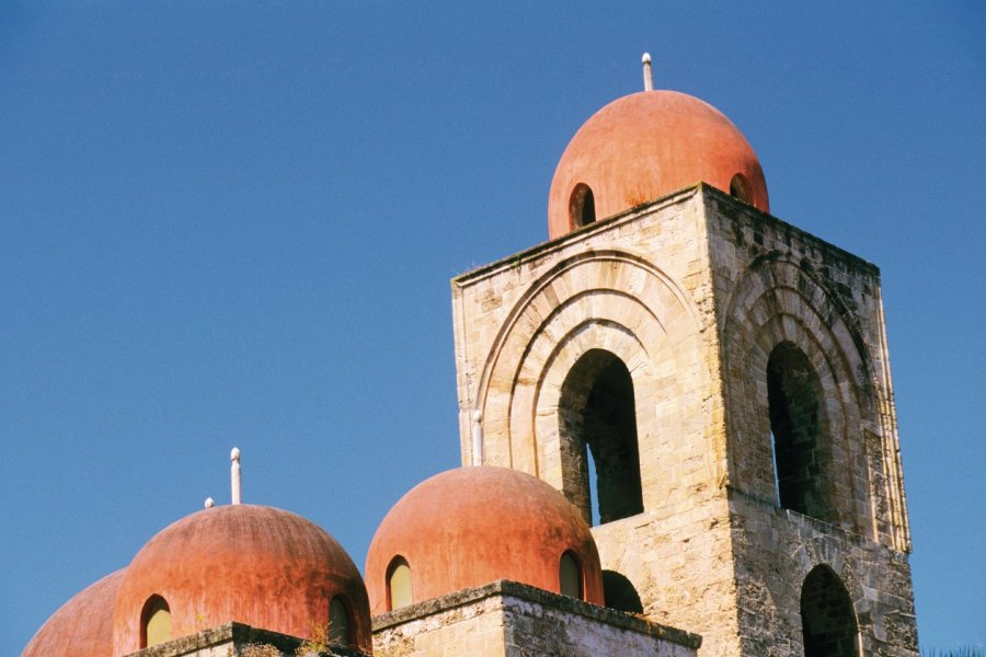 Chiesa San Giovanni degli Ermiti. (© Author's Image))