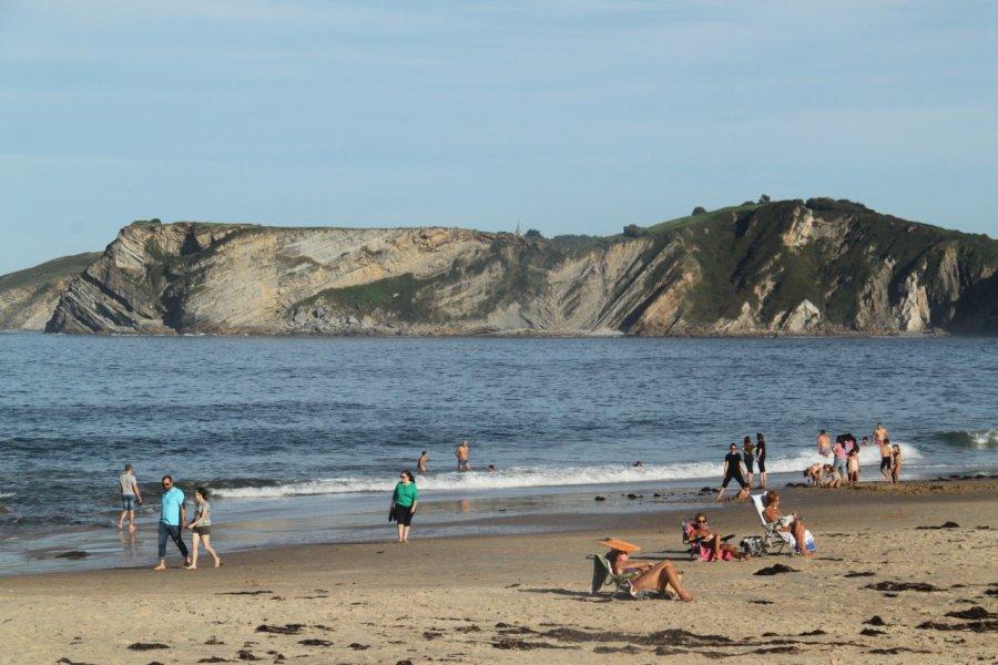 Playa de Comillas. (© Rozenn LE ROUX))