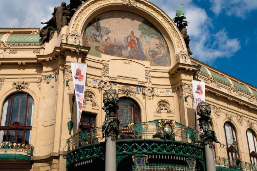 Maison municipale (Obecní dům). (© Author's Image))
