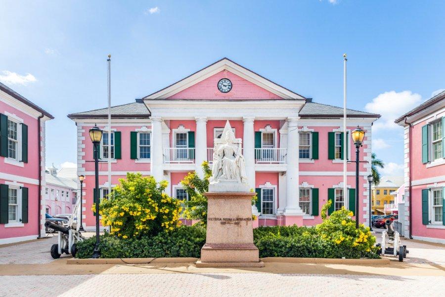 Maison du Gouverneur, Nassau. (© Joe Hendrickson - shutterstock.com))