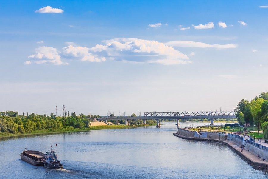 La rivière Sozh près de Homiel. (© Slv  - Fotolia))
