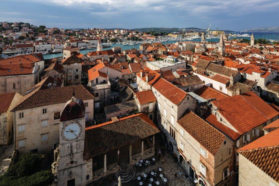 Cité médiévale de Trogir. (© Jeremy Woodhouse))