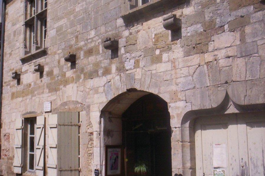 Maison natale de Théodore de Béze (© Josiane Maxel))