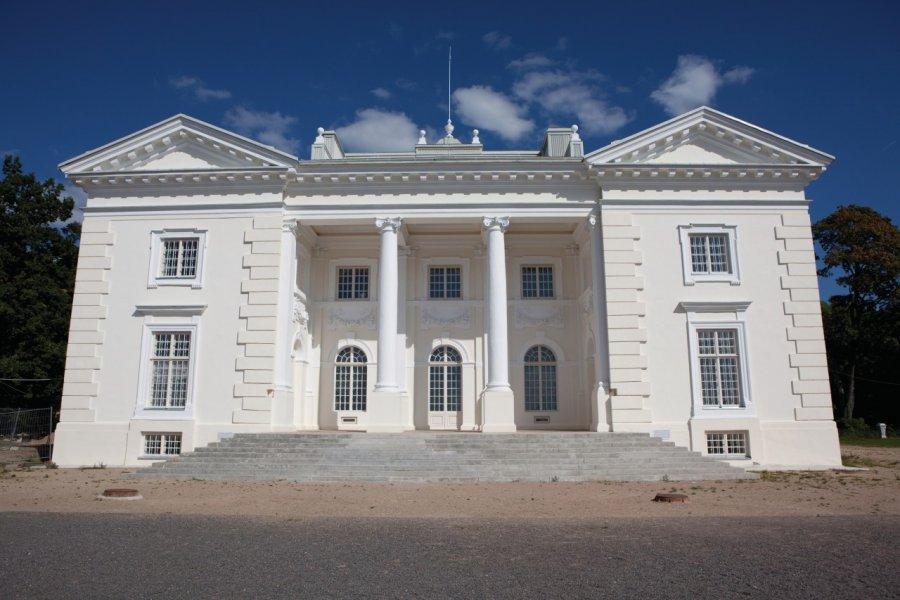 Palais d'Užutrakis à Trakai. (© Birute VIJEIKIENE - Fotolia))
