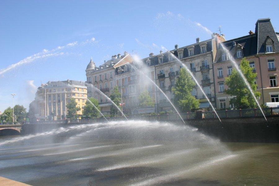 2007-07-14 Belfort Jeux d'eau 007 (© Ségolène Roze))