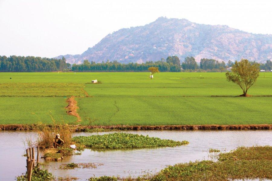 Région de Tinh Biên. (© Author's Image))