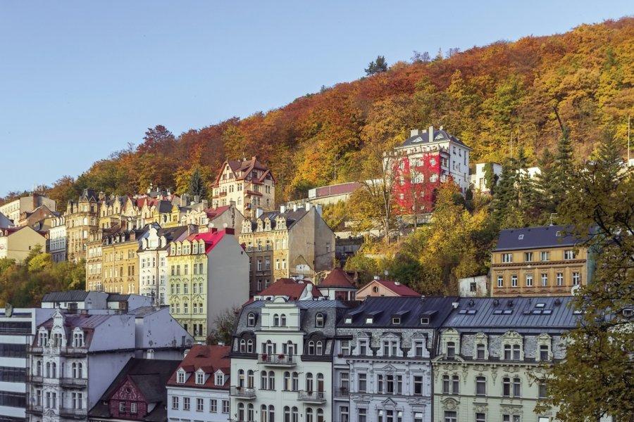 Karlovy Vary. (© Borisb17 - iStockphoto))