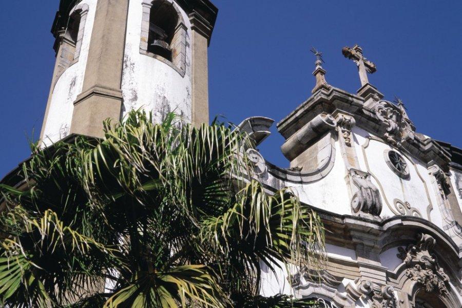 Église baroque. (© Cesario DA FONSECA - Iconotec))
