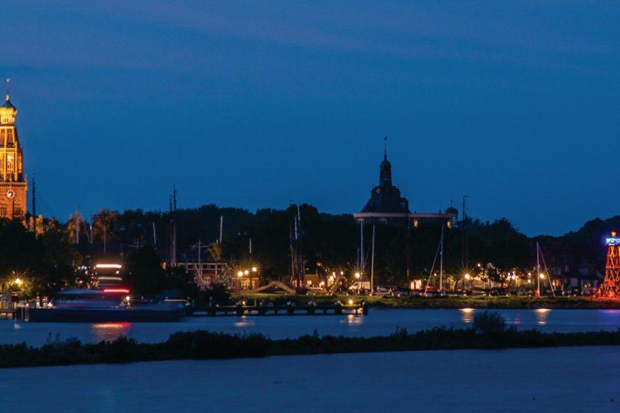 La ville d'Enkhuizen. (© Henk Visser Fotografie / OFFICE DU TOURISME (VVV)))