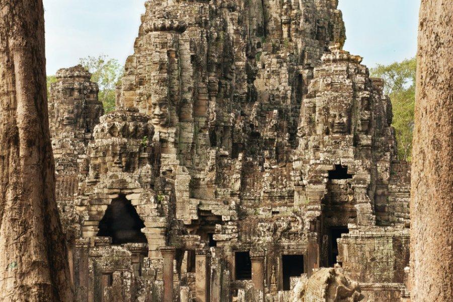 Angkor Thom. (© Nicolas HONOREZ))