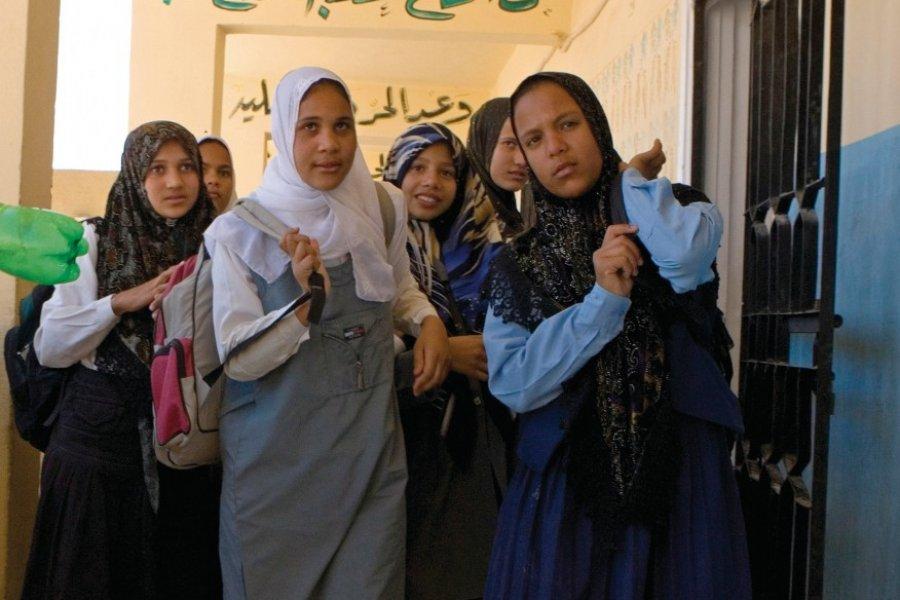 École de femmes. (© Sylvain GRANDADAM))