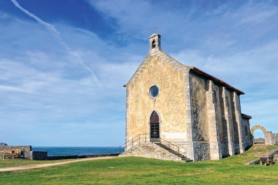 Ermitage Santa Catalina à Mundaka. (© Mimadeo - iStockphoto))