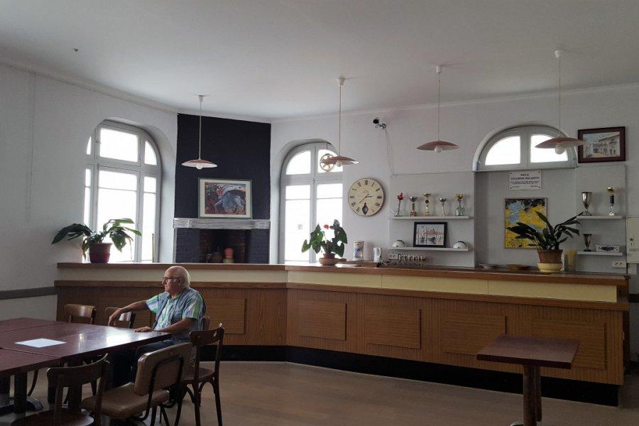 Bar Velasco, Centro espagnol. (© CENTRO ESPAGNOL))