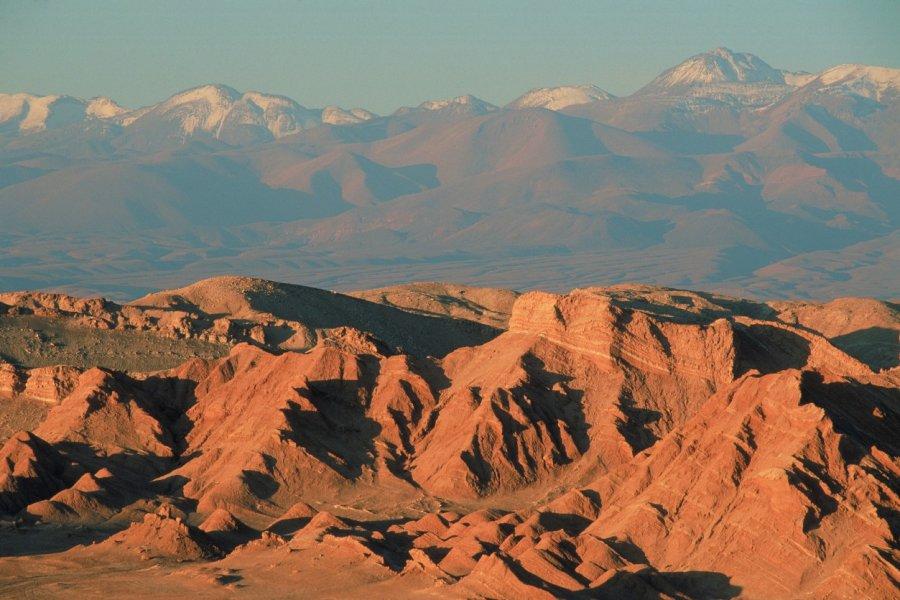 Vue des montagnes de San Pedro de Atacama (© H.Fougère - Iconotec))