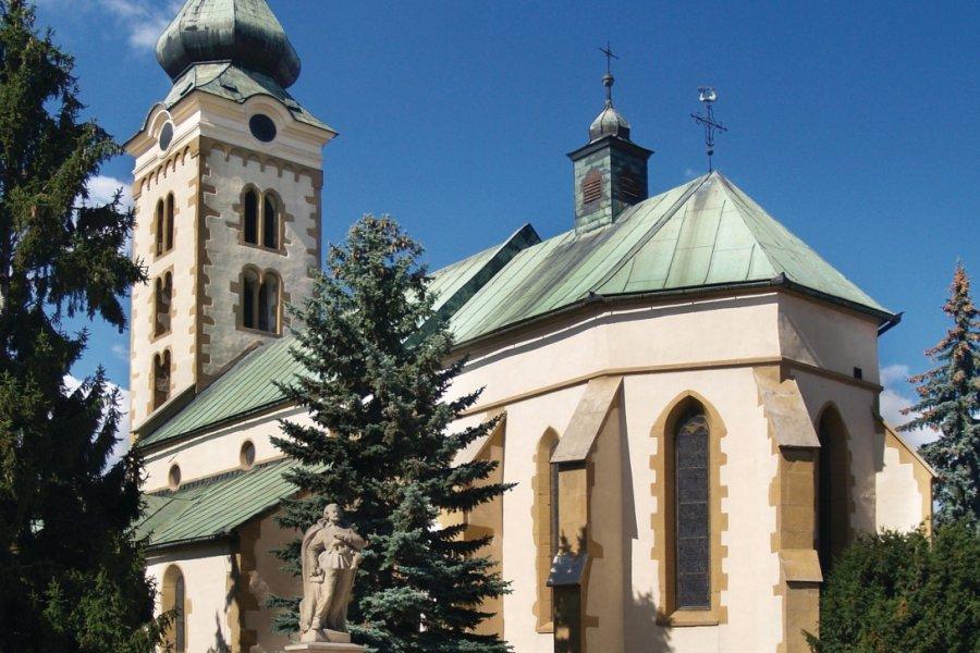 Église Saint-Nicolas. (© Boris JAROSCAK - Fotolia))