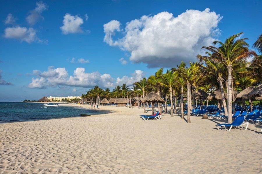 Playa del Carmen. (© Andrew F. Kazmierski - Shutterstock.com))