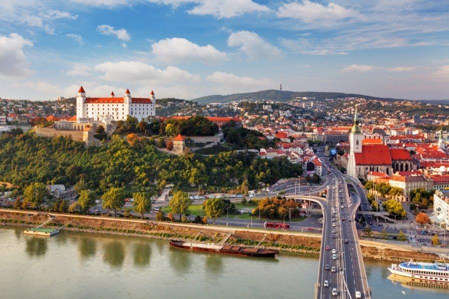 Vue générale de Bratislava. (© TomasSereda))