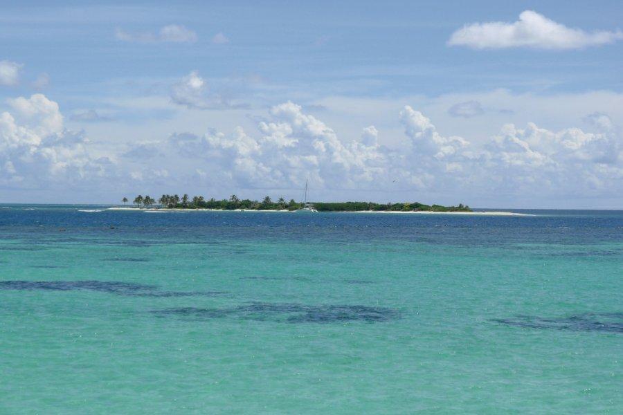 Tobago Cays. (© Jean Charles Dusanter))