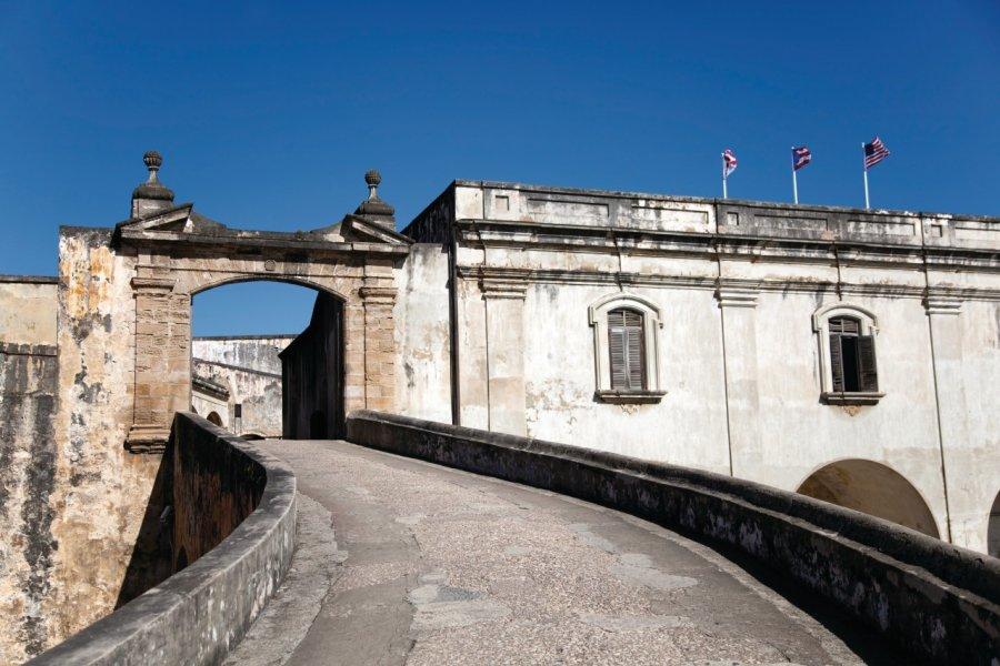 Fuerte San Cristobal. (© iStockphoto.com/TexPhoto))