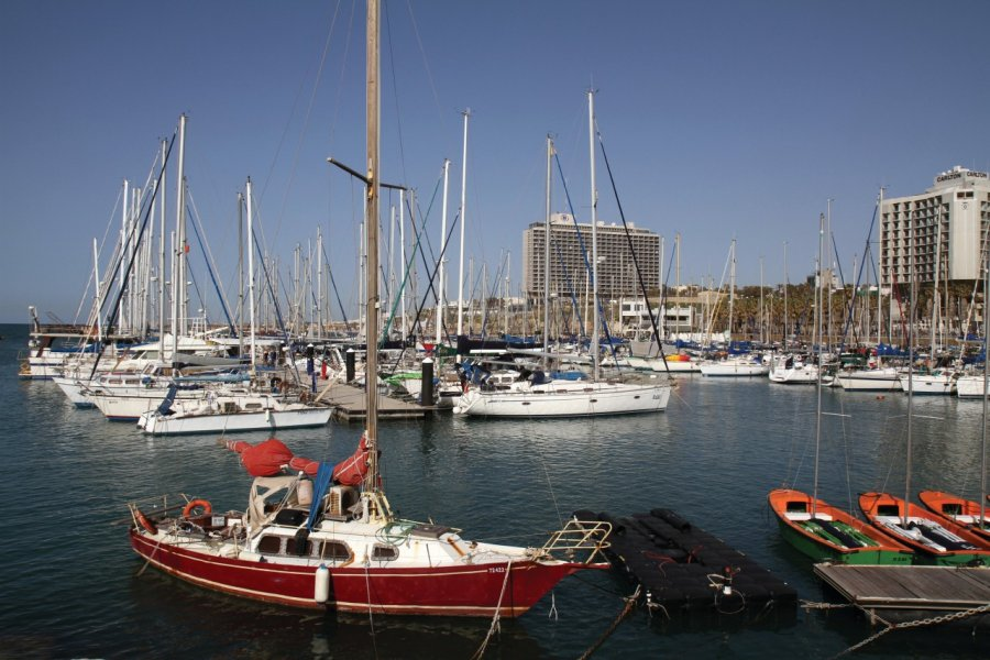Tel Aviv Marina. (© Stéphan SZEREMETA))