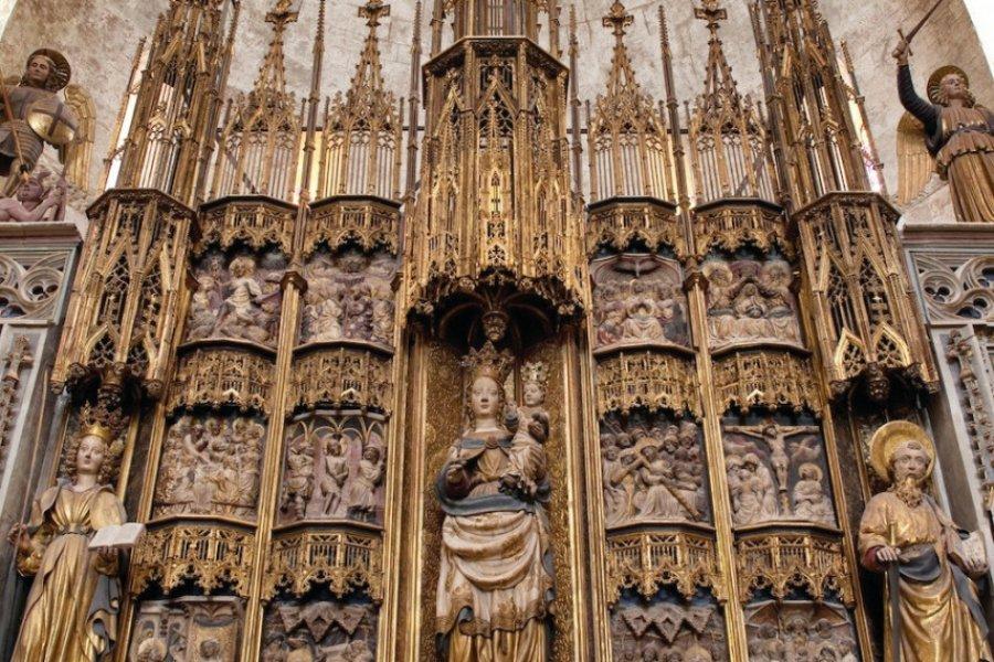 Catedral de Tarragona. (© CATEDRAL DE TARRAGONA))