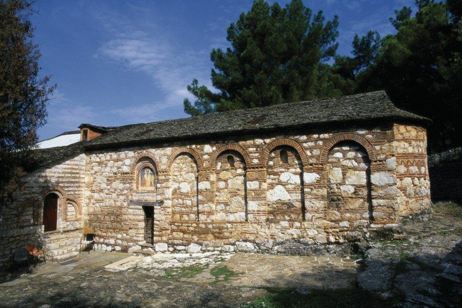 Monastère Aghios Nikolaos. (© Author's Image))