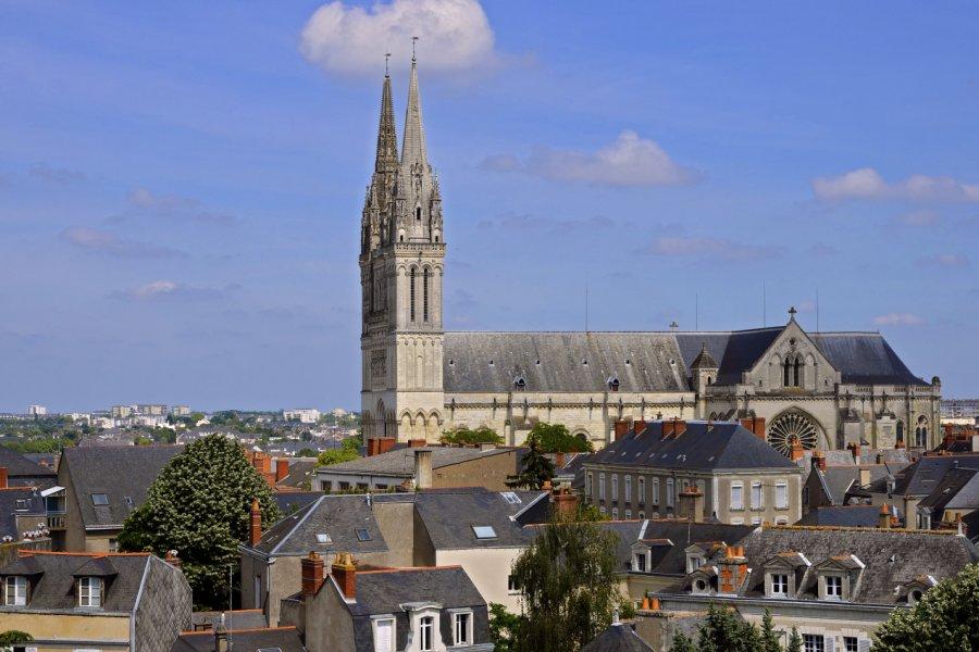 Cathédrale Saint Maurice à Angers. (© Christian MUSAT - Fotolia))