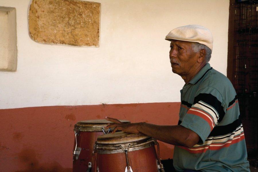 Musicien de Trinidad. (© Irène ALASTRUEY - Author's Image))