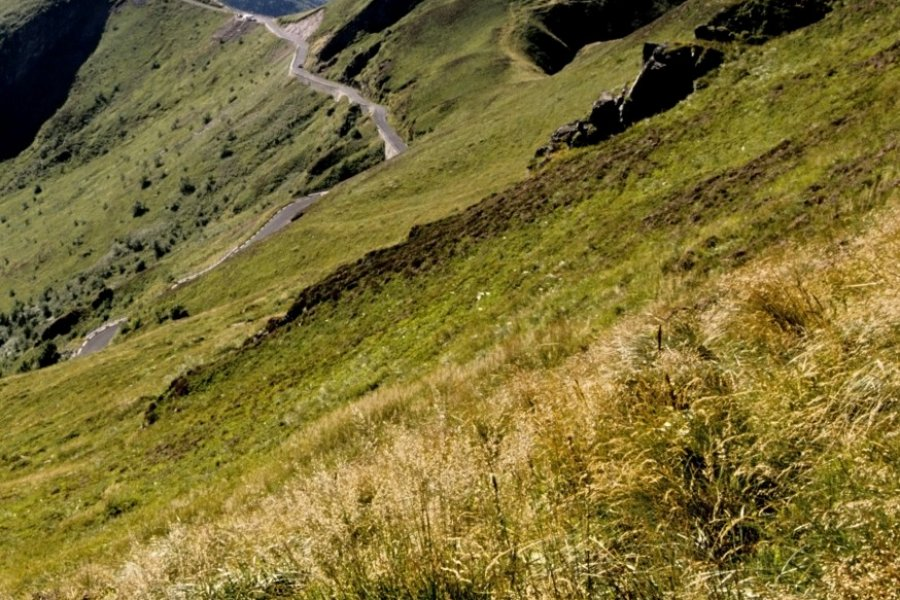 Au coeur des volcans d'Auvergne. (© David Hughes / Shuttestock.com))