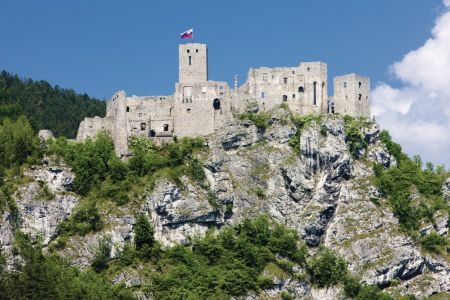 Château de Strečno. (© PHB.cz - Fotolia))